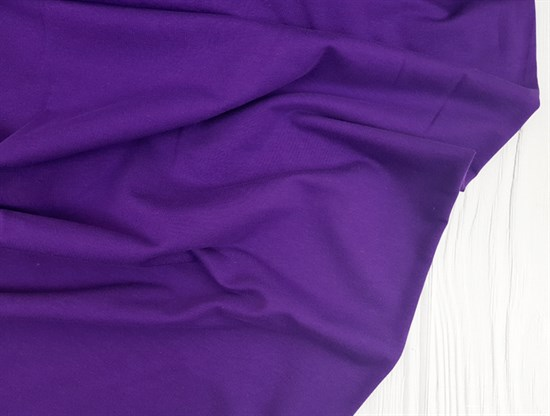 Фиолетовый футер - фото 10402