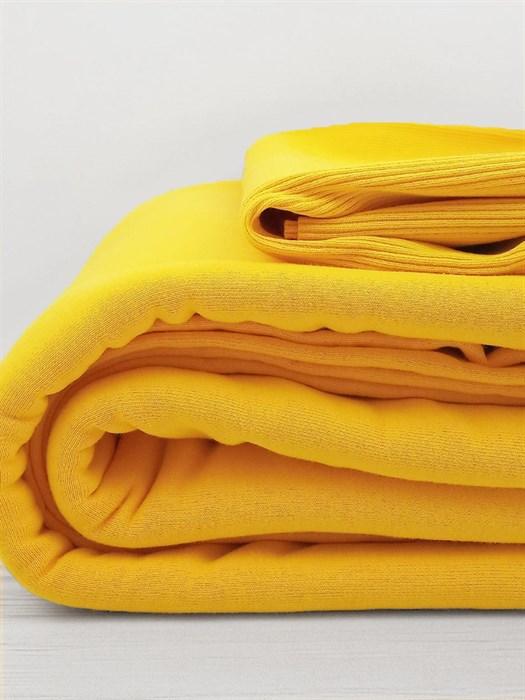 Футер 3х-нитка, Желтый - фото 10974