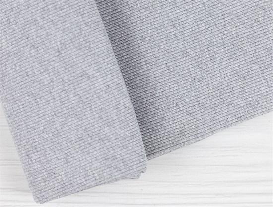 Кашкорсе плотное, Серый меланж (арт. 10004403) - фото 11111