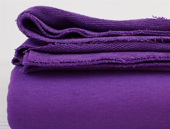 Футер 3х нитка петля, Ультрафиолет - фото 11127