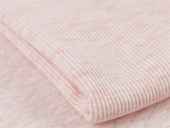 Кашкорсе Розовый-меланж - фото 11132