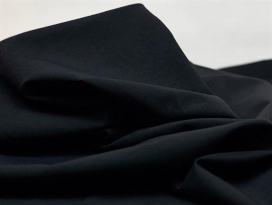 Тренч коттон, черный - фото 11710