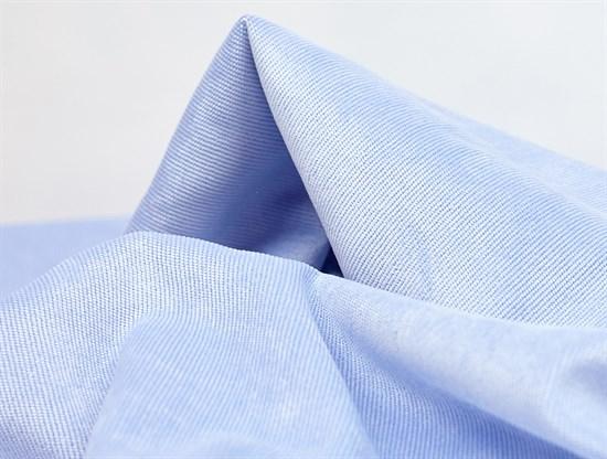 Вельвет мелкий рубчик, голубой - фото 11762