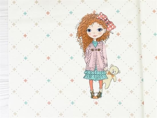 КУПОН Девочки с кудрявыми волосами - фото 12023