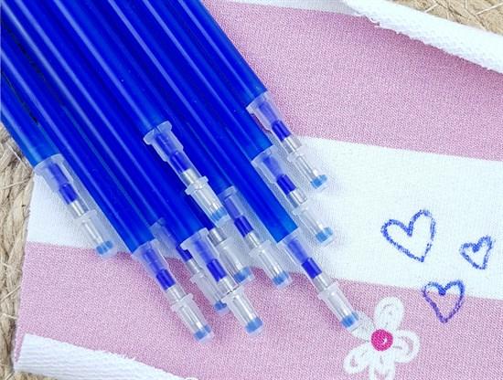 Стержни для ткани, исчезающие, толстые, синие - фото 12209