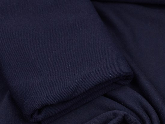 Кашкорсе плотное темно-синее - фото 12408