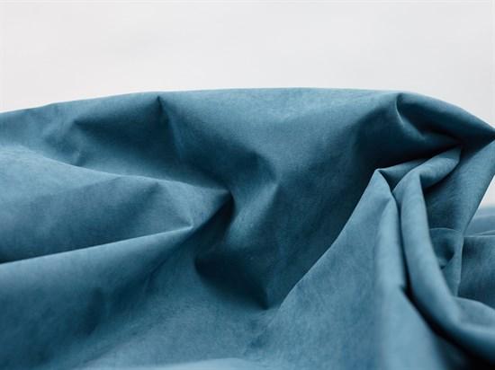 Курточная ткань с велюровым эффектом, Атлантик - фото 12457