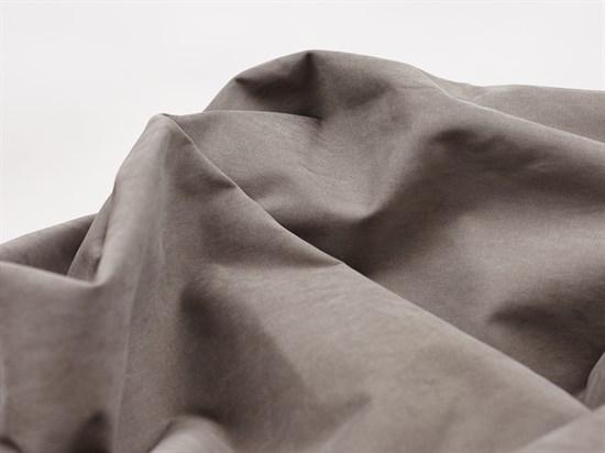 Курточная ткань с велюровым эффектом, Капучино - фото 12481