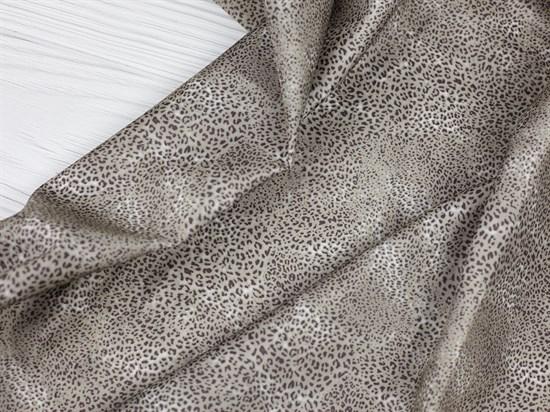 Подкладочная ткань Леопард - фото 12664