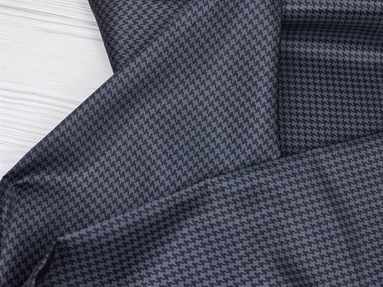 Подкладочная ткань Гусиные лапки - фото 12693