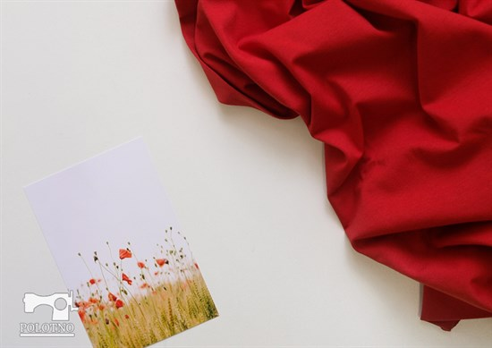 Красная кулирка - фото 4660