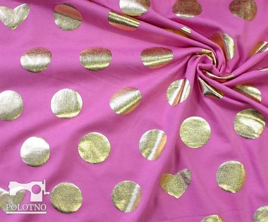 Варак розовый - кулирка - фото 5055