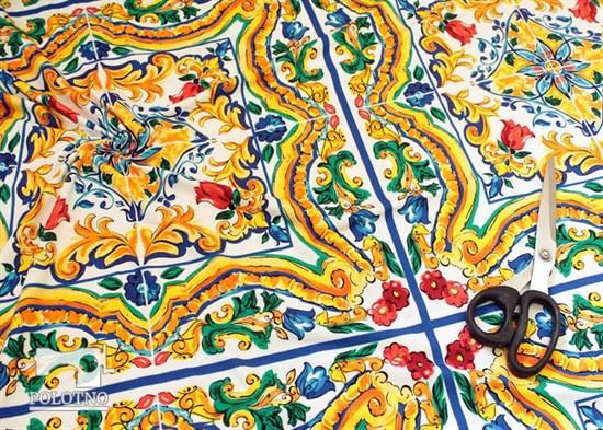 Кулирка - Мозаика - фото 5230