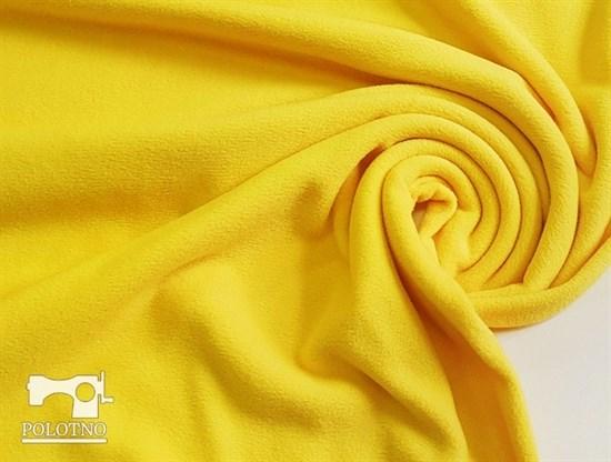 Флис антипилинг, желтый - фото 5675