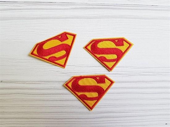 Термоаппликация, Superman - фото 5843