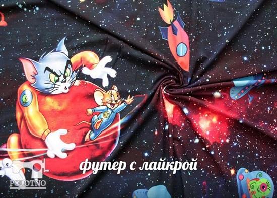 Купон ТОМ И ДЖЕРРИ - футер - фото 6203