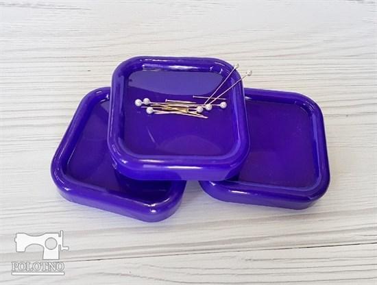 Магнитная игольница, фиолетовый - фото 6848