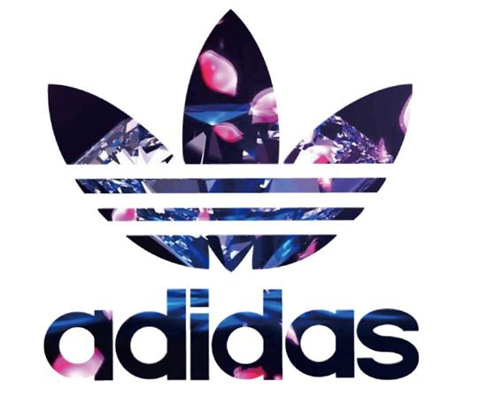 ТТ Спорт бренд большой A*D*I*D*A*S - фото 7245