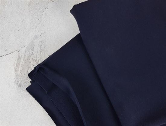 Темно-синий, футер - фото 7550