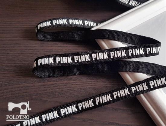 Тесьма шнурок, PINK - фото 7847