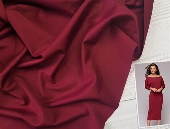 Джерси антипилинг Вино (арт. 10003203) - фото 8169