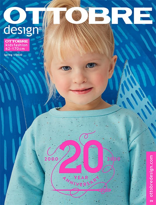 OTTOBRE design® Kids fasion 1/2020 - фото 8439