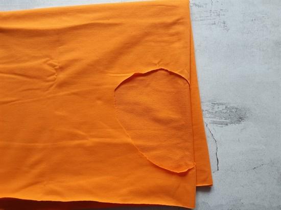 футер - оранжевый - фото 8621