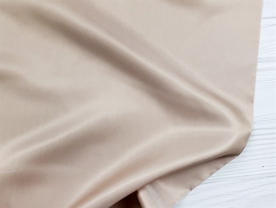 Подкладочная ткань БЕЖ - фото 9061