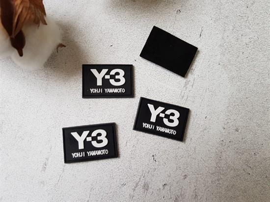 Нашивка Y-3 - фото 9115