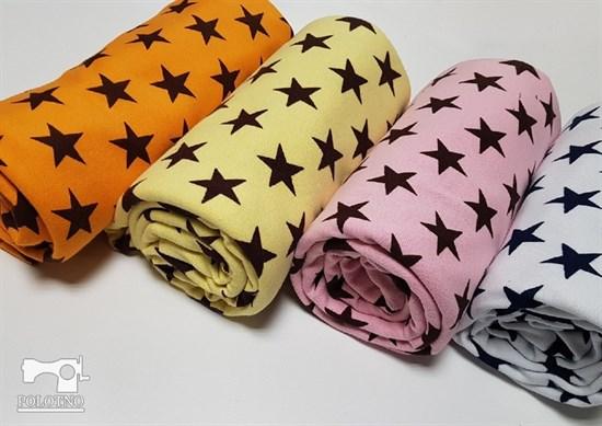 Рибана Звезды на светло-розовом - фото 9414