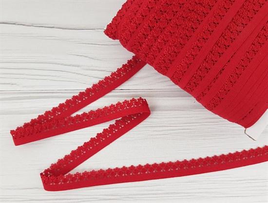 Ажурная резинка, Красная - фото 9743