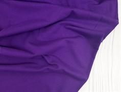 Фиолетовый футер