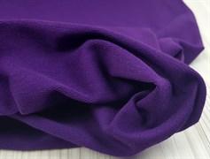 Фиолетовый футер - фото 10404