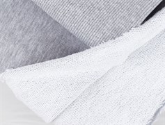 Кашкорсе плотное, Серый меланж (арт. 10004403) - фото 11112
