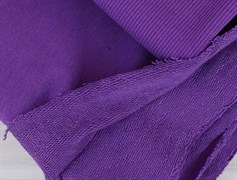 Футер 3х нитка петля, Ультрафиолет - фото 11128