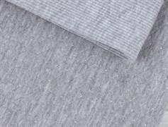 Капитоний каретная стежка серый меланж - фото 11137