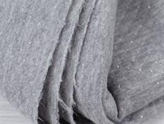 Капитоний каретная стежка серый меланж - фото 11138