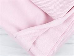 Футер 3х-нитка, Светло-розовый - фото 11184