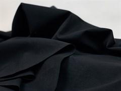 Тренч коттон, черный - фото 11708