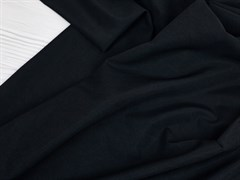 Тренч коттон, черный - фото 11709