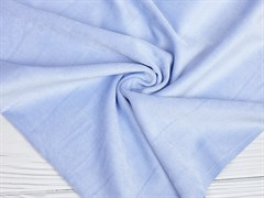Вельвет мелкий рубчик, голубой - фото 11759