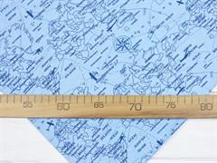 Кулирка 100% хб, Карта - фото 11878