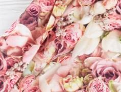 Кулирка розовые розы - фото 12046