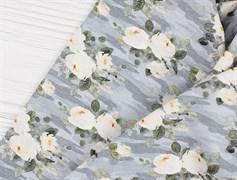Кулирка кмф мелкие цветы - фото 12092