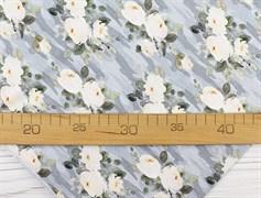 Кулирка кмф мелкие цветы - фото 12093