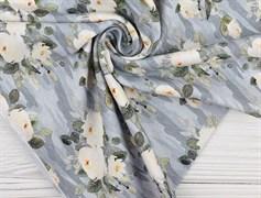 Кулирка кмф мелкие цветы - фото 12094