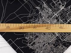 Футер 3 нитка с начесом, ГОРОД - фото 12114