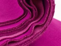 Футер 3 нитка с начесом, Фуксия - фото 12125