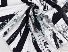 Кулирка с лайкрой Экстрим, черная - фото 12222