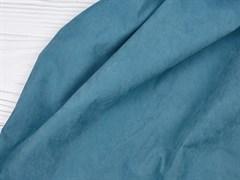 Курточная ткань с велюровым эффектом, Атлантик - фото 12456